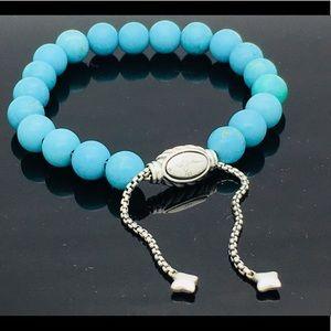 David Yurman Jewelry - David Yurman Spiritual Bead Turquoise Bracelet